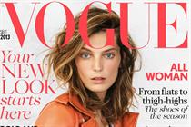 September Vogue takes highest ad revenue for five years