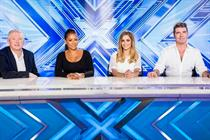 The X Factor returns with highest launch audience since 2011