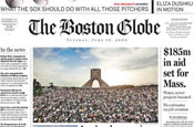 Private equity firm joins race for the Boston Globe