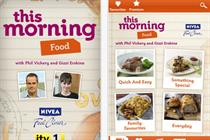 ITV and Maplin make new entries to BR app chart