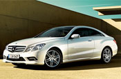 Mercedes bets on Inc to secure E-class coverage