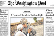 Washington Post angers subscribers with web-only story