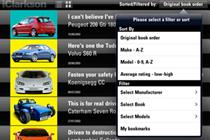 Penguin launches Jeremy Clarkson iPad app