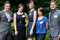 Northumbria Uni team wins IDM student award