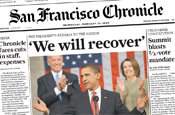 Chronicle may survive as staff agree to benefit and 150 job cuts