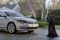 CREATIVE STRATEGY: VW feels The Force