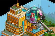 Habbo Hotel parent reports 20% revenue growth