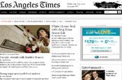 LA Times revamps website for easier navigation