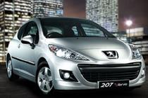 Peugeot uses mobile to promote 107, 207 and 308 models