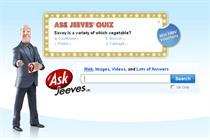 Ask Jeeves dispenses with own search team