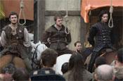 BBC axes Robin Hood as viewers abandon show