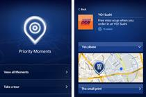 O2 Priority Moments rides to top of BR app chart