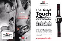 Tissot debuts augmented reality campaign for latest range