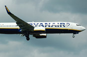 Passengers to stand on Ryanair flights