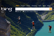 Bing crashes for 30 minutes after 'configuration change'