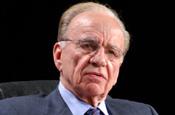 News Corp's Murdoch not a Twitter follower