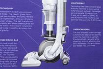 CREATIVE STRATEGY: Dyson dirty their hands with advertising