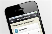 Drinkaware launches drink monitor app