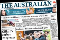 News Corp Australian newspapers to reject Times paywall model