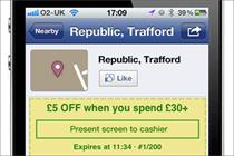 Republic joins Facebook Deals