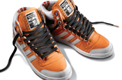 Adidas whets appetites for Star Wars sneaker launch