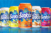 Sunkist drink to get 'brand stretch'