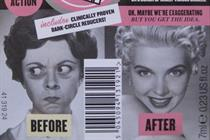 CREATIVE STRATEGY: Soap & Glory lightens the January blues