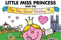 Mr Men creates Little Miss Princess character ahead of Royal Wedding