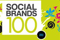 Social Brands 100 opens for 2013 nominations