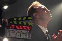 Appointment to view: Jason Donovan on Wall's shoot