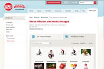 Sport Relief seeks online ad space donations