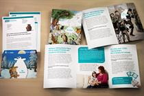 CREATIVE STRATEGY: An idea from RNIB with a happy ending for children