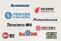 BrandZ Most Valuable Chinese Brands
