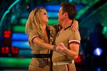 Strictly Come Dancing wins Saturday night ratings crown
