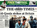 Times set to launch tabloid in London from Wednesday