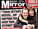 Daily Mirror hits out at 'gay-bashing' Murdoch papers