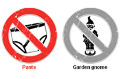 Charity campaign urges people to reject 'pants presents'