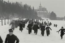 "3 great ads I had nothing to do with: Stella Artois ""ice-skating priests"""