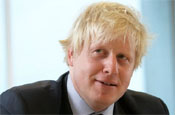 Boris Johnson cuts adspend to fund extra police