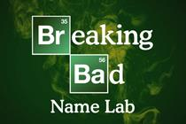 Breaking Bad Name Lab app rolls out on Facebook