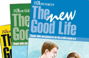 Independent readies 'The New Good Life' giveaway