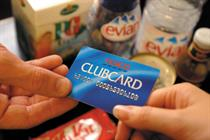 Tesco clubcard push topples website