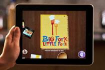 Kraft Foods launches iPad app