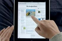 Apple shifts 300,000 iPads in first day