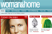 Woman & Home website gets makeover