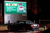 Castrol uses cameras and digital billboards to talk directly to motorists