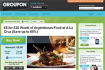 Groupon holds top spot in BR app chart