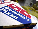 Domino's puts sales rise down to ads