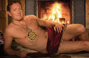 Piers Morgan fronts UK launch of Burger King's Flame fragrance
