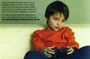 Change4Life ad draws fire from computer games industry